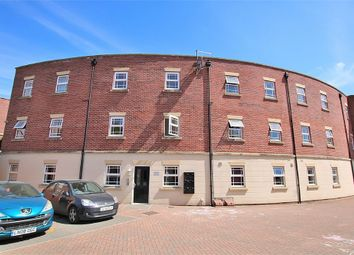 Thumbnail 2 bed flat for sale in Oak Grove, Weston Favell, Northampton