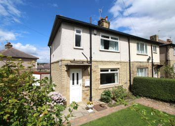 Thumbnail 3 bedroom semi-detached house for sale in Leeds Road, Shipley