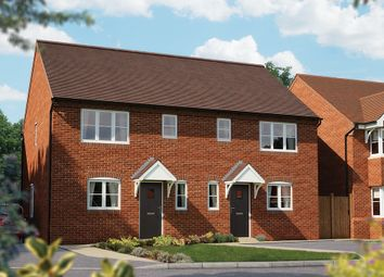 "Thumbnail 2 bed property for sale in ""The Southwold II"" at Drake Street, Welland, Malvern"