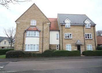 Thumbnail 2 bed flat for sale in Bramble Tye, Laindon, Essex