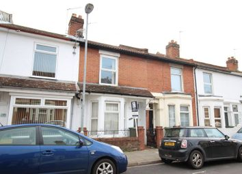 Thumbnail 3 bed terraced house for sale in Talbot Road, Southsea