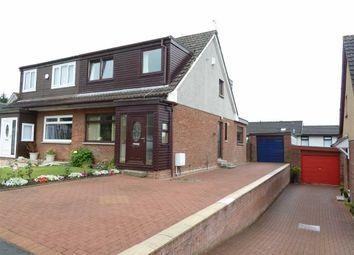 Thumbnail 3 bed semi-detached house for sale in Kepscaith Road, Whitburn, Bathgate