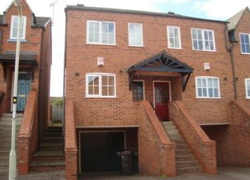 Thumbnail 2 bed town house to rent in The Roods, Rothley