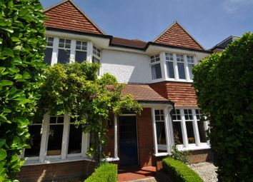 Thumbnail 4 bed detached house for sale in Hurst Road, Eastbourne
