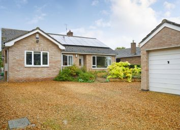 Thumbnail 5 bed detached bungalow for sale in Orchard Lane, Woodnewton, Peterborough