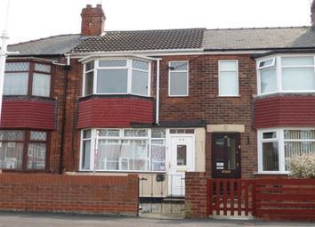 Thumbnail 2 bed property to rent in Brendon Avenue, Hull
