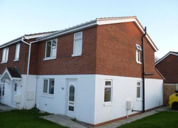 Thumbnail 2 bedroom semi-detached house to rent in Deltic, Tamworth
