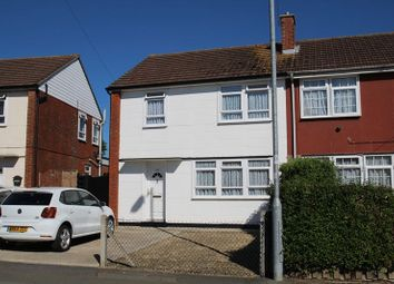 Thumbnail 3 bedroom semi-detached house for sale in Frobisher Drive, Swindon