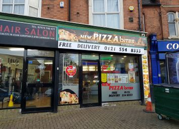Thumbnail Restaurant/cafe to let in Heathfield Road, Handsworth, Birmingham