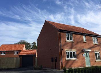 "Thumbnail 4 bed property for sale in ""Belmont"" at Langton Road, Norton, Malton"