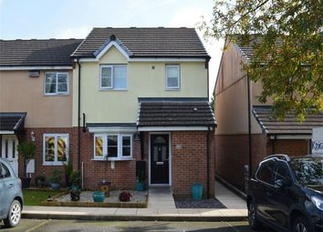 Thumbnail 3 bedroom semi-detached house for sale in Monterey Gardens, Truro, Cornwall