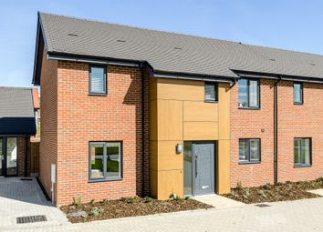 Thumbnail 3 bed semi-detached house for sale in Maple Park, Long Stratton