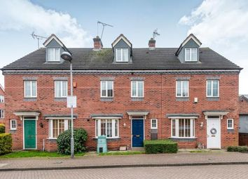 Thumbnail 4 bed terraced house for sale in Marston Grove, Stafford