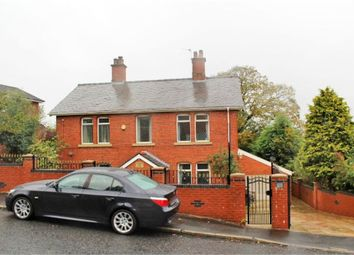 Thumbnail 4 bed detached house for sale in Pleckfarm Avenue, Blackburn, Lancashire