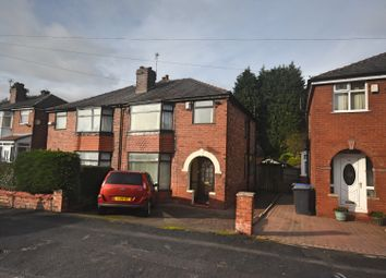Thumbnail 3 bed semi-detached house for sale in St. Anns Road, Prestwich, Manchester