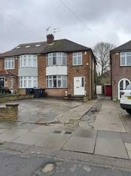 Thumbnail 3 bed semi-detached house to rent in Linden Way, London