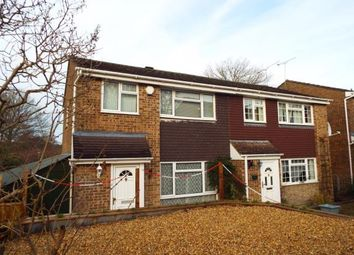 Thumbnail 3 bed end terrace house for sale in Prunus Close, Southampton