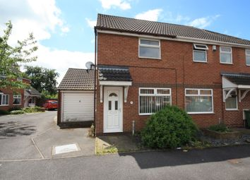 Thumbnail 2 bed semi-detached house for sale in High Meadow Close, Ripley