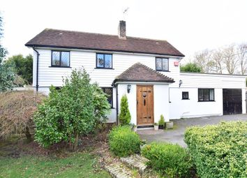 Thumbnail 4 bedroom detached house for sale in Ringles Cross, Uckfield, East Sussex