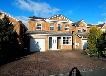 Thumbnail 4 bedroom detached house for sale in Summerfield Road, Kirkby-In-Ashfield, Nottinghamshire