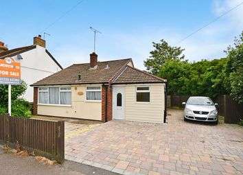 Thumbnail 3 bedroom detached bungalow for sale in Mead Road, Willesborough, Ashford
