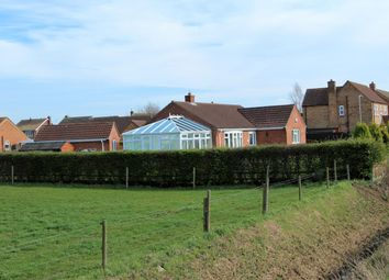 Thumbnail 3 bed detached bungalow for sale in Stapes Garth, Grainthorpe, Louth