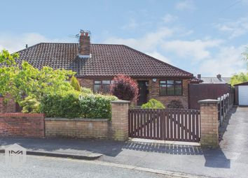 Thumbnail 3 bed bungalow for sale in Conway Road, Hindley Green, Wigan