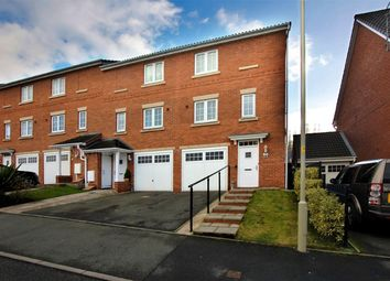 Thumbnail 3 bed end terrace house for sale in Henzel Croft, Brierley Hill, West Midlands
