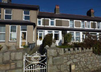 Thumbnail 3 bed terraced house for sale in Trefor, Caernarfon, Gwynedd