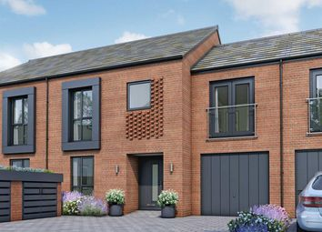 Thumbnail 4 bed terraced house for sale in Holywell Mill, Ashby-De-La-Zouch