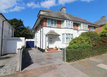 Thumbnail 4 bed semi-detached house for sale in Torland Road, Hartley, Plymouth