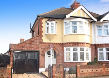 Thumbnail 3 bed semi-detached house for sale in Charteris Road, Woodford Green, Essex