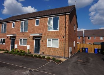 Thumbnail 3 bed end terrace house for sale in Wilfrid Green Place, Stoke-On-Trent