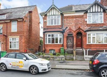 3 bed end terrace house for sale in Longford Place, Manchester, Greater Manchester, Uk M14