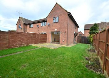 Thumbnail 2 bedroom end terrace house for sale in Two Sisters Close, Sutton Bridge, Spalding