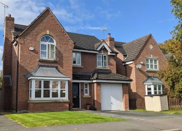 4 bed detached house for sale in Penley Hall Drive, Penley, Wrexham LL13