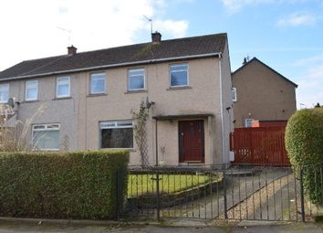 Thumbnail 3 bed end terrace house to rent in Keir Hardie Avenue, Laurieston, Falkirk