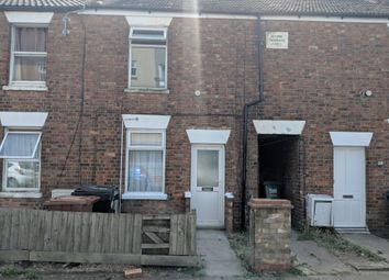 Thumbnail 2 bed terraced house to rent in Alma Road, Peterborough