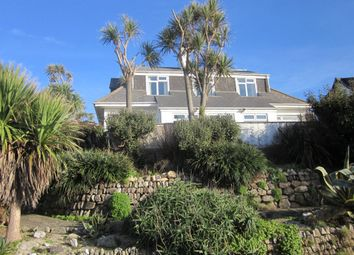 Thumbnail 5 bed detached house for sale in Trewelloe Road, Praa Sands, Penzance