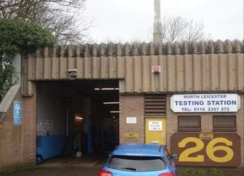 Thumbnail Commercial property for sale in Class 1, 2 & 4 Mot Centre LE4, Leicester