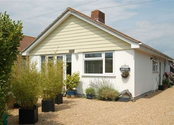Thumbnail 3 bed bungalow for sale in Bywaves, East Bracklesham Drive, Bracklesham Bay, Chichester