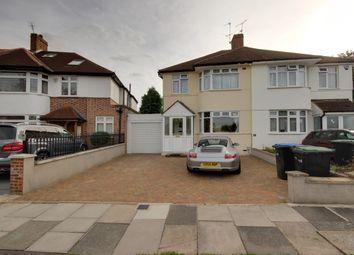 Thumbnail 3 bed semi-detached house for sale in Cranleigh Gardens, Grange Park