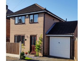 Thumbnail 3 bedroom detached house for sale in York Road, Chaddesden