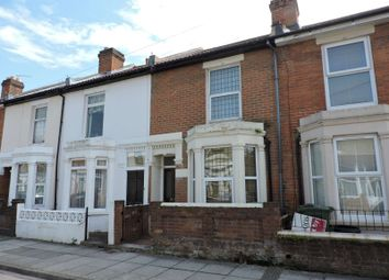 Thumbnail 2 bed terraced house to rent in Pretoria Road, Southsea