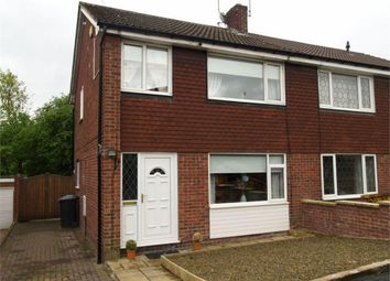 Thumbnail 3 bed semi-detached house for sale in Reaper Crescent, High Green, Sheffield, South Yorkshire