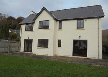 Thumbnail 5 bed detached house to rent in Bettws Road, Llangeinor, Bridgend, Bridgend.