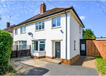 Thumbnail 3 bed semi-detached house for sale in Friars Avenue, Northampton