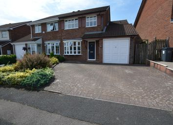 Thumbnail 4 bedroom semi-detached house for sale in Hightree Close, Bartley Green, Birmingham