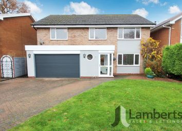 4 bed detached house for sale in Wolverton Close, Redditch B98