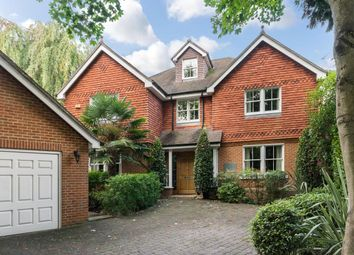 Thumbnail 5 bed detached house for sale in Kingston Vale, London